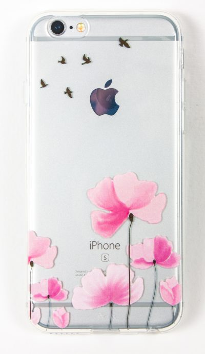 IPhone 6/6s Case, YogaCase InTrends Cover (Birds and Flowers)