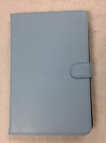 iPad Mini 4 CleanFolio YogaCaseTM Magnetic Tab Flip Case With Stand (Light Blue)