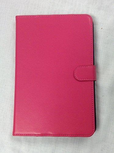 iPad Mini 4 CleanFolio YogaCaseTM Magnetic Tab Flip Case With Stand Pink