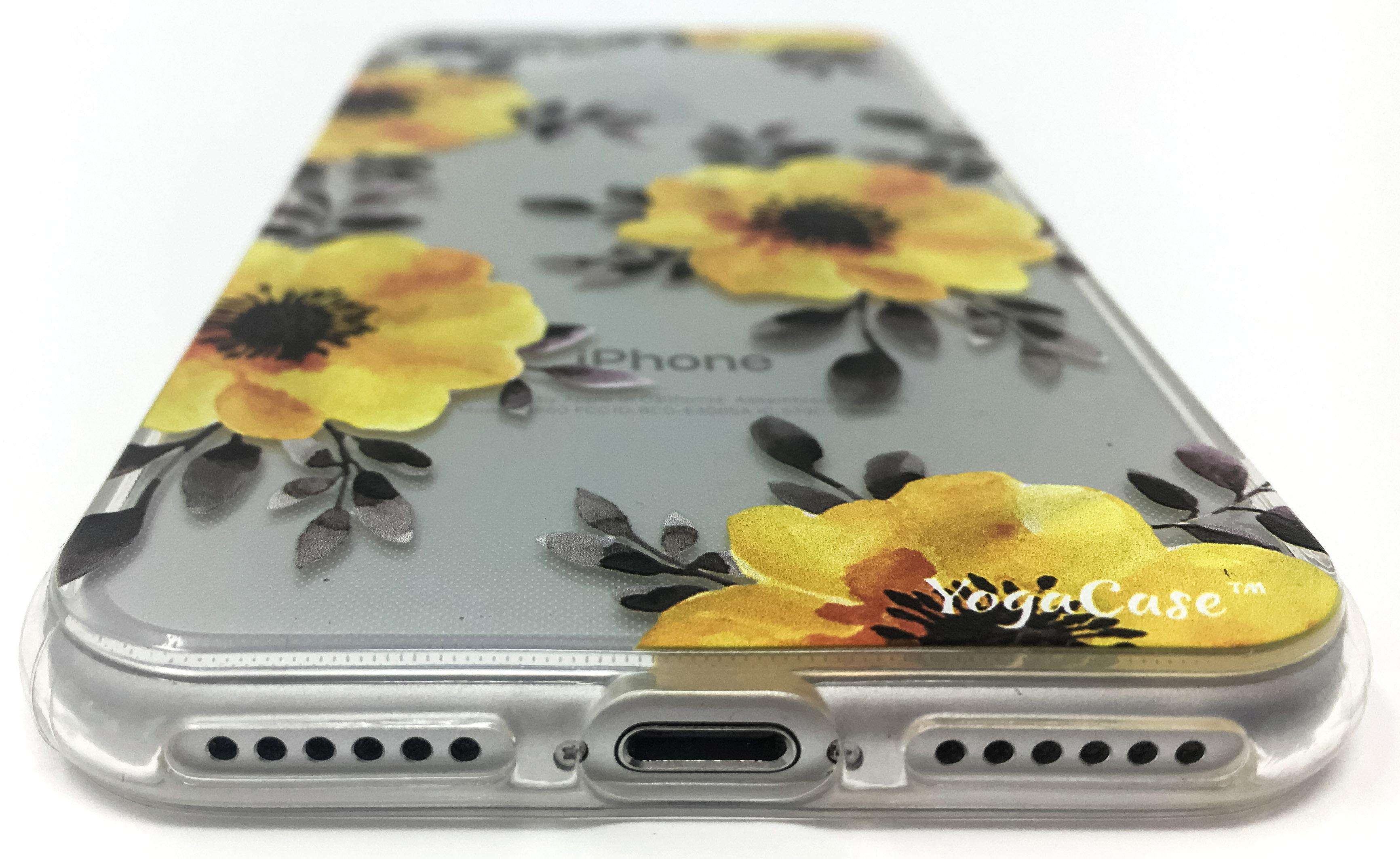 iPhone 6/6s Yellow Flowers